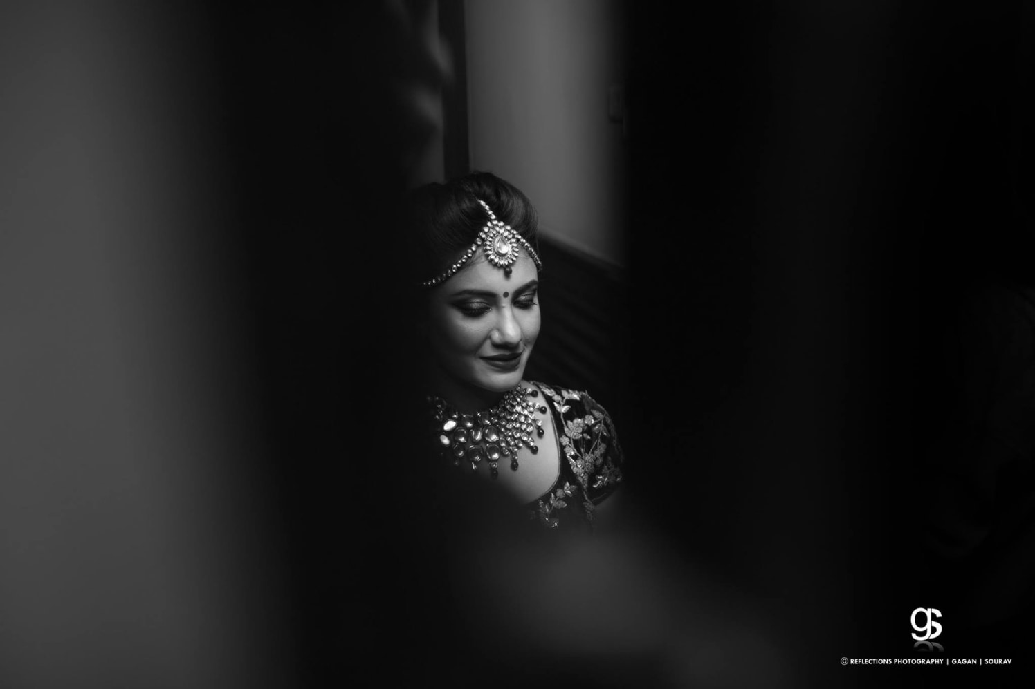 The glowing bride! by Reflections Photography Wedding-photography | Weddings Photos & Ideas