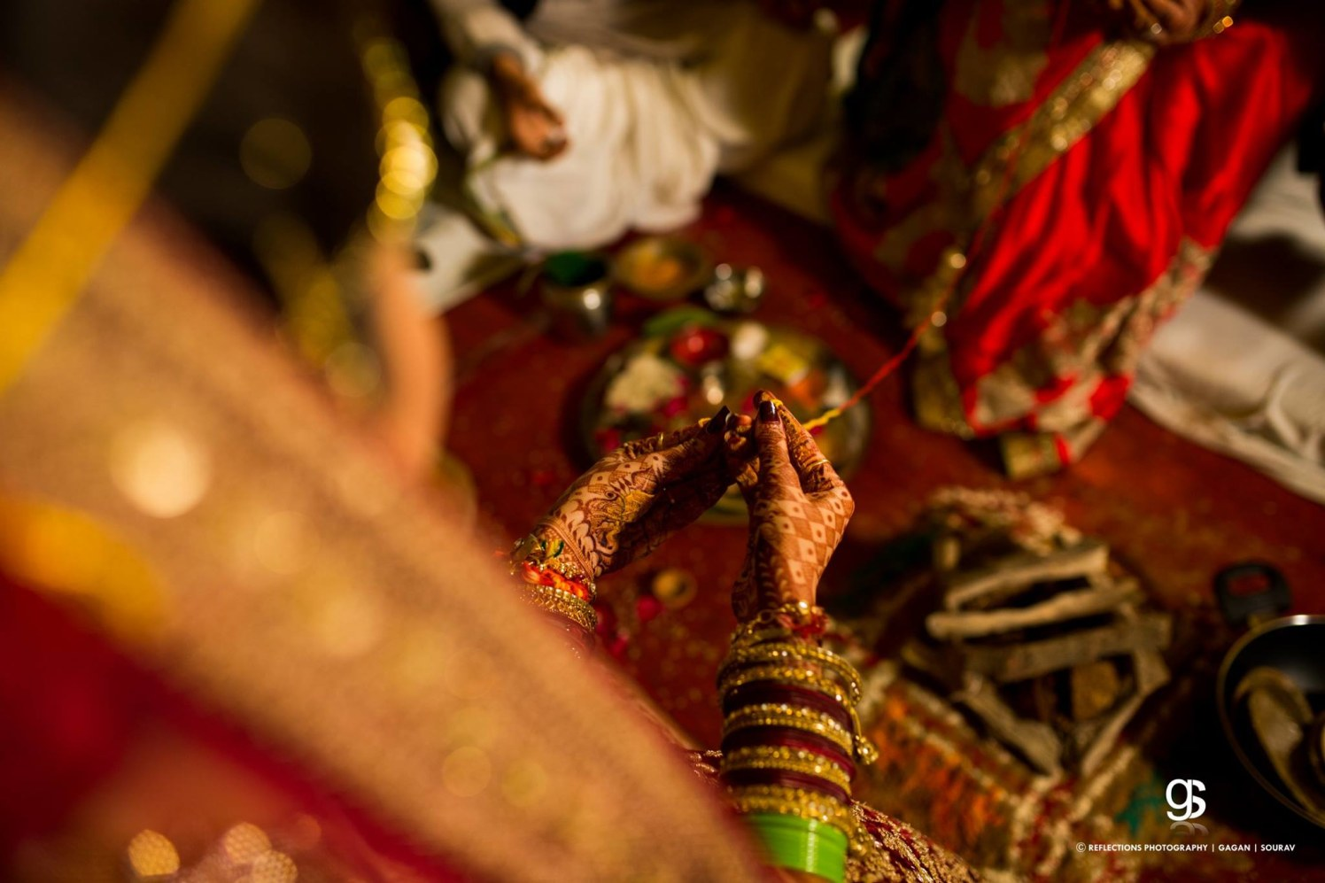 Wedding rituals by Reflections Photography Wedding-photography | Weddings Photos & Ideas