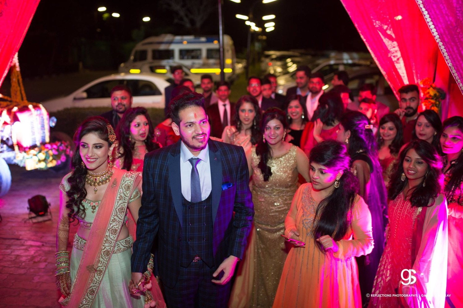 The virtues of happiness! by Reflections Photography Wedding-photography | Weddings Photos & Ideas