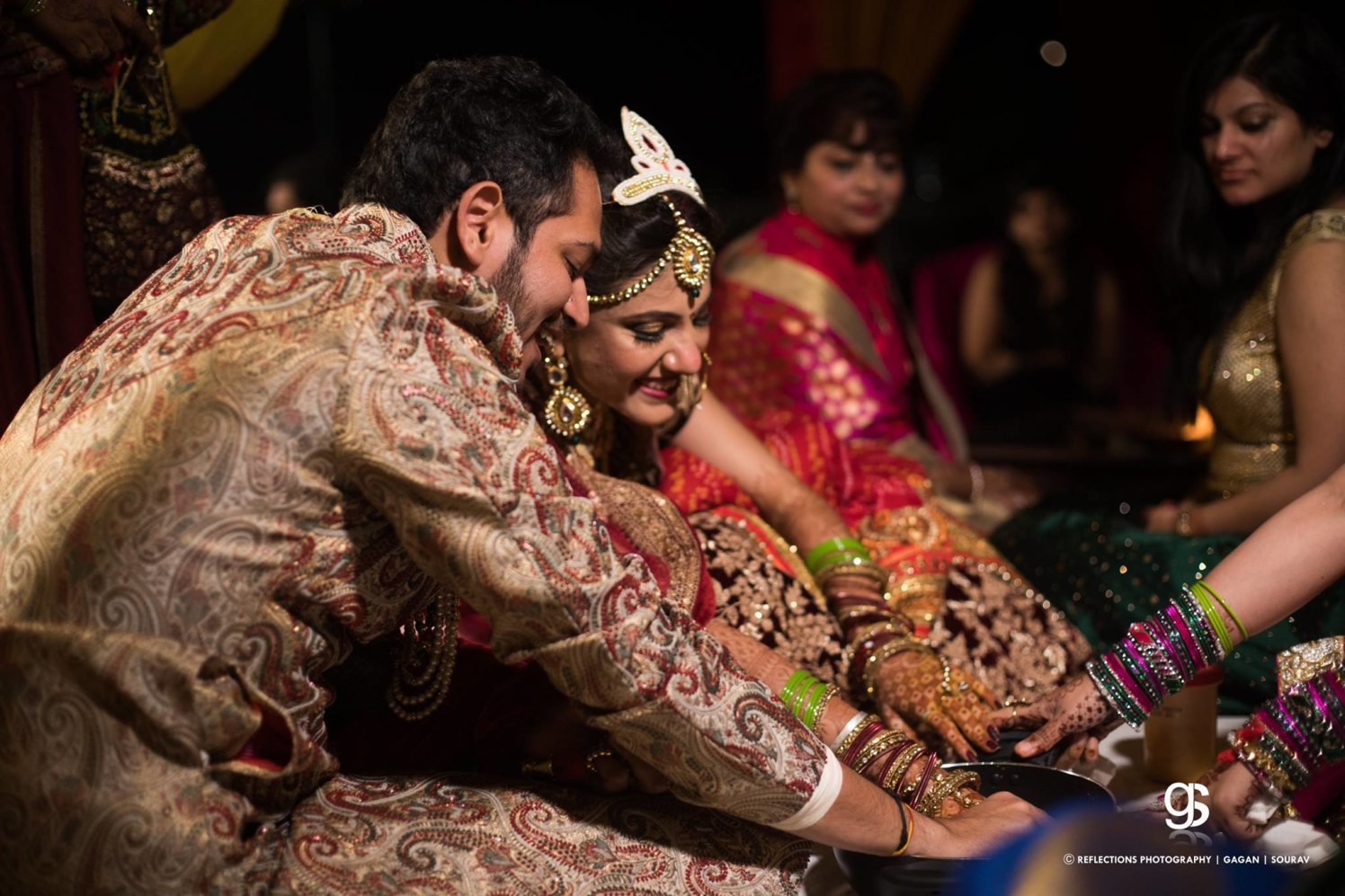 Ritualistic much! by Reflections Photography Wedding-photography | Weddings Photos & Ideas
