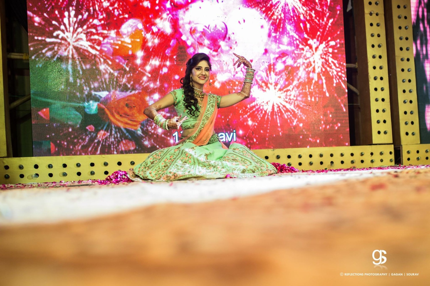 Dancing bride! by Reflections Photography Wedding-photography | Weddings Photos & Ideas