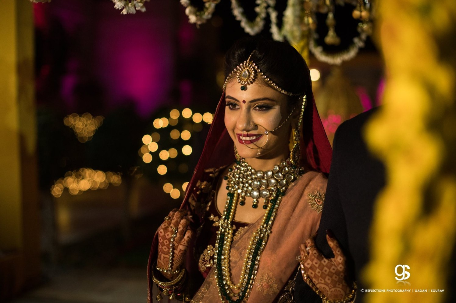 Ornate beam by Reflections Photography Wedding-photography | Weddings Photos & Ideas
