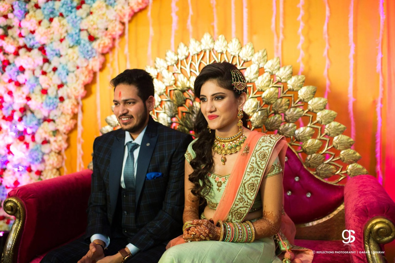 Admirable duo by Reflections Photography Wedding-photography | Weddings Photos & Ideas
