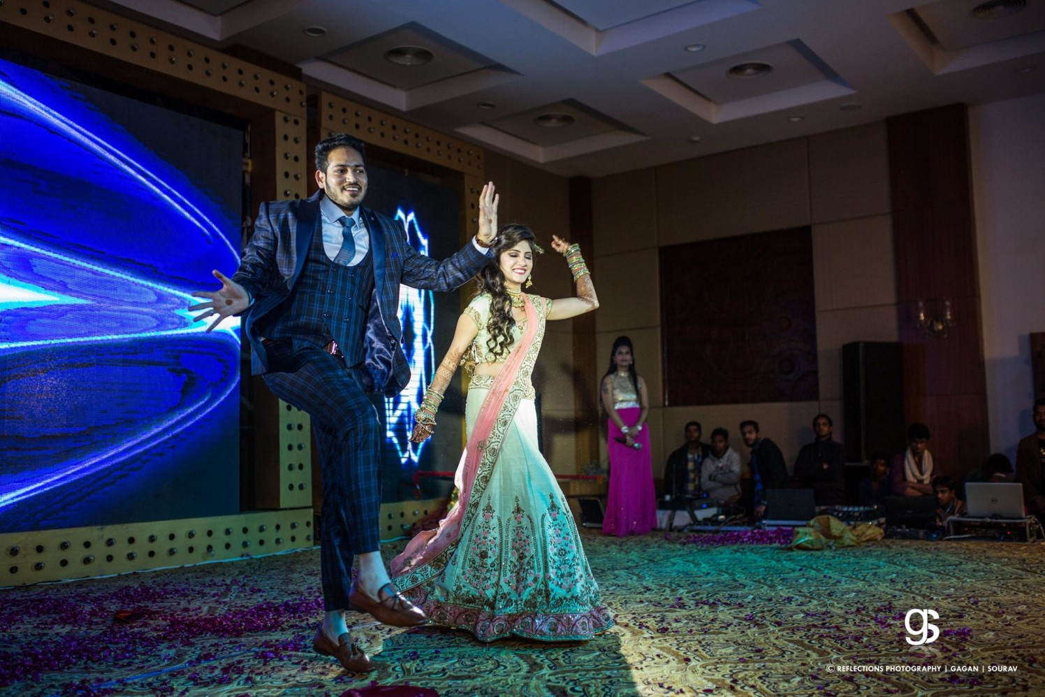 Lets make some dance moves! by Reflections Photography Wedding-photography | Weddings Photos & Ideas