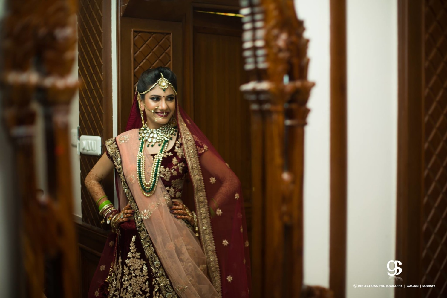 Strike a pose, its my wedding! by Reflections Photography Wedding-photography | Weddings Photos & Ideas