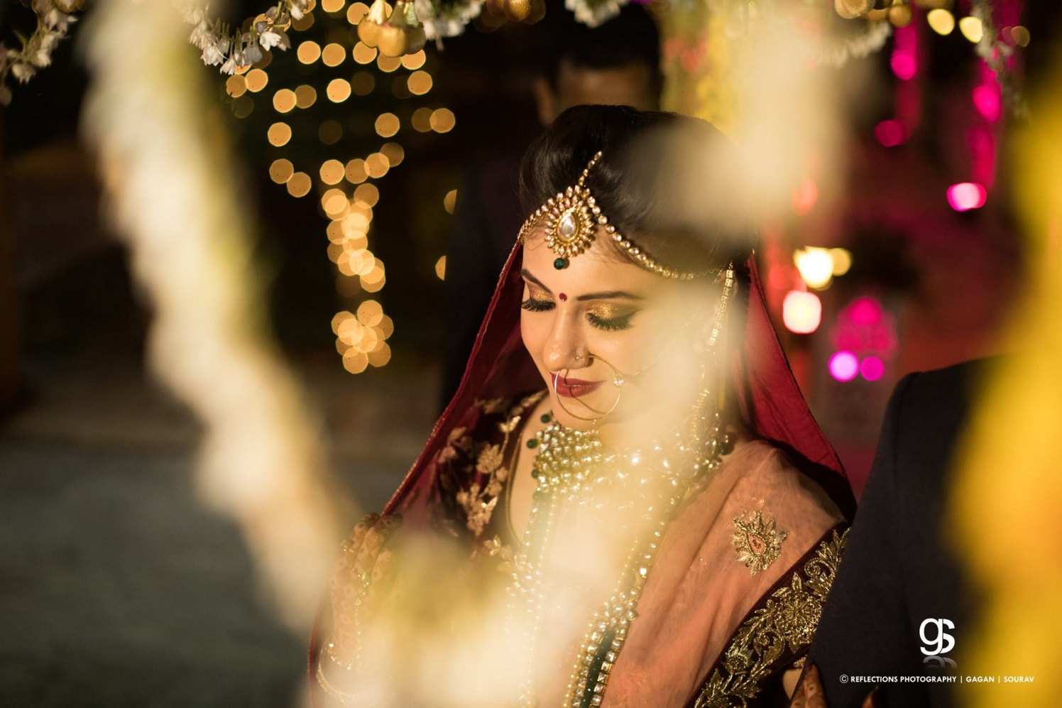 Dazzling damsel by Reflections Photography Wedding-photography | Weddings Photos & Ideas