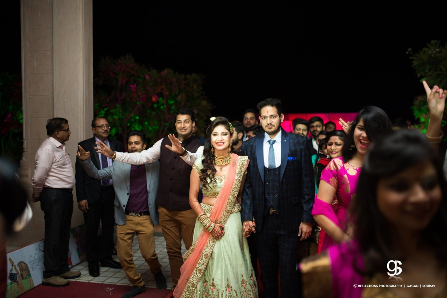 Lets dance and make merry! by Reflections Photography Wedding-photography | Weddings Photos & Ideas