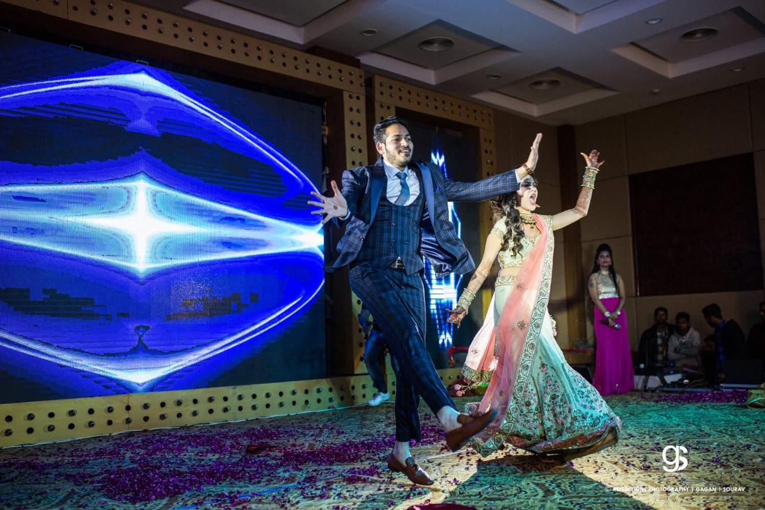 All about the jazz! by Reflections Photography Wedding-photography | Weddings Photos & Ideas