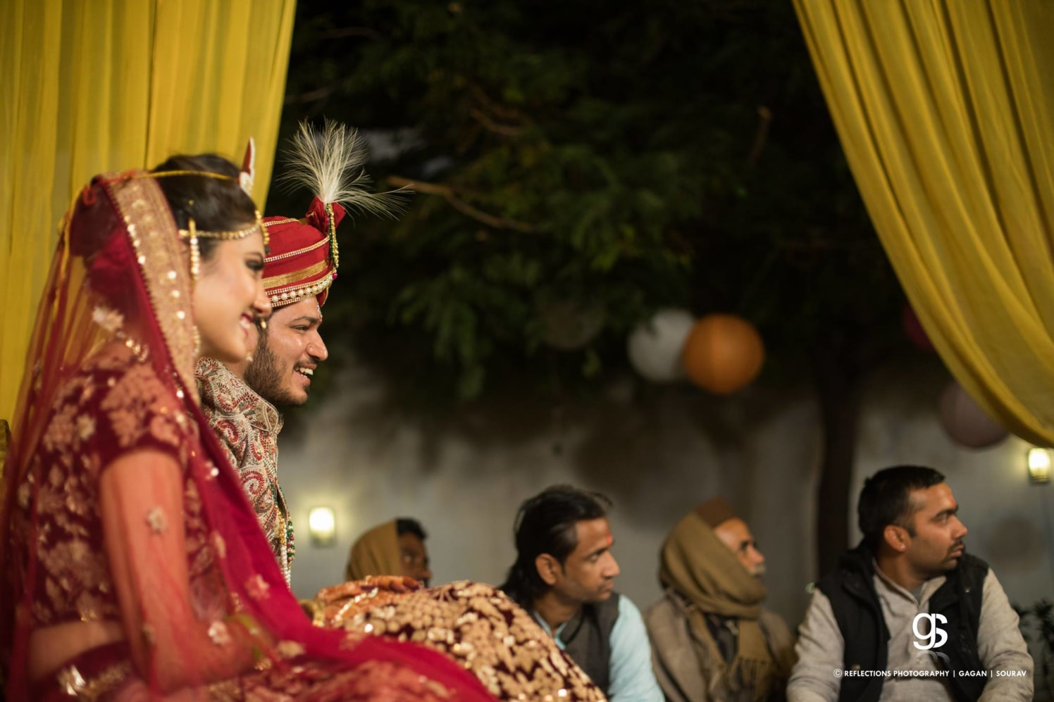 All smiles! by Reflections Photography Wedding-photography | Weddings Photos & Ideas
