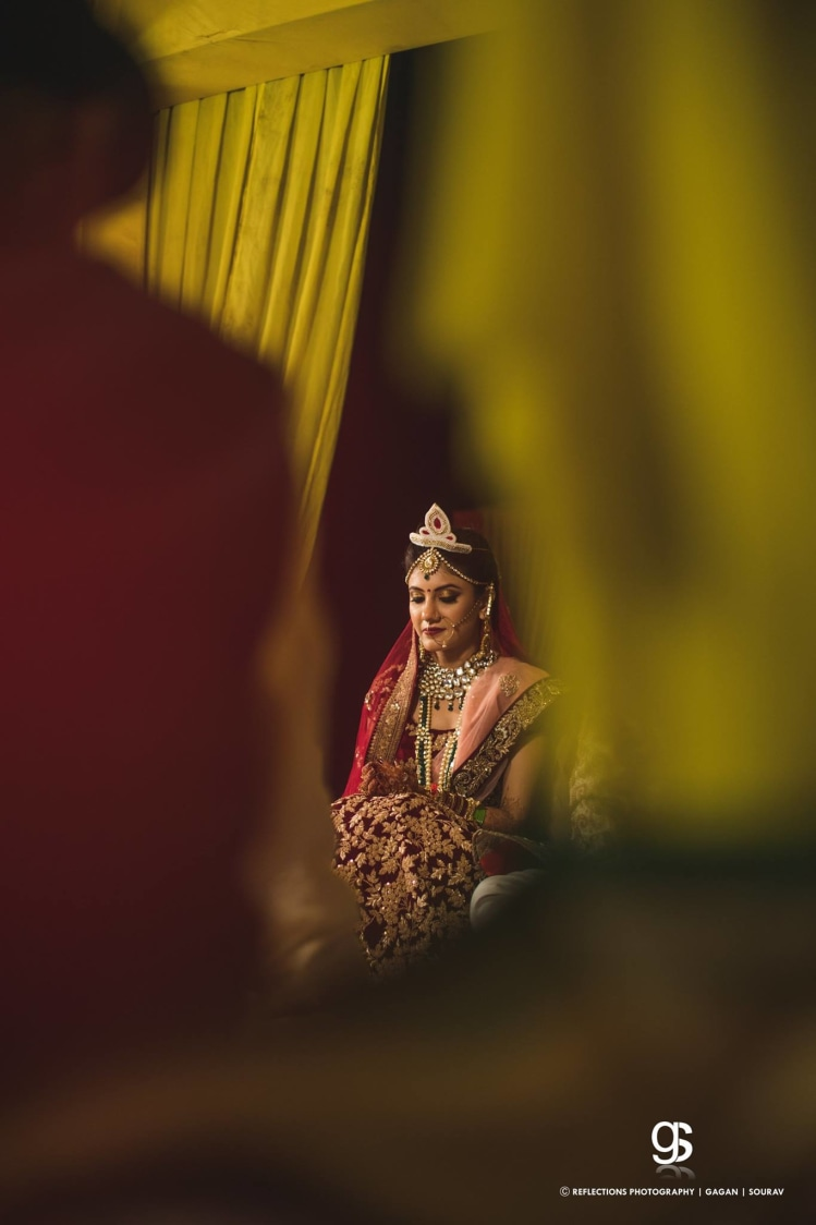 A surreal glimpse by Reflections Photography Wedding-photography | Weddings Photos & Ideas