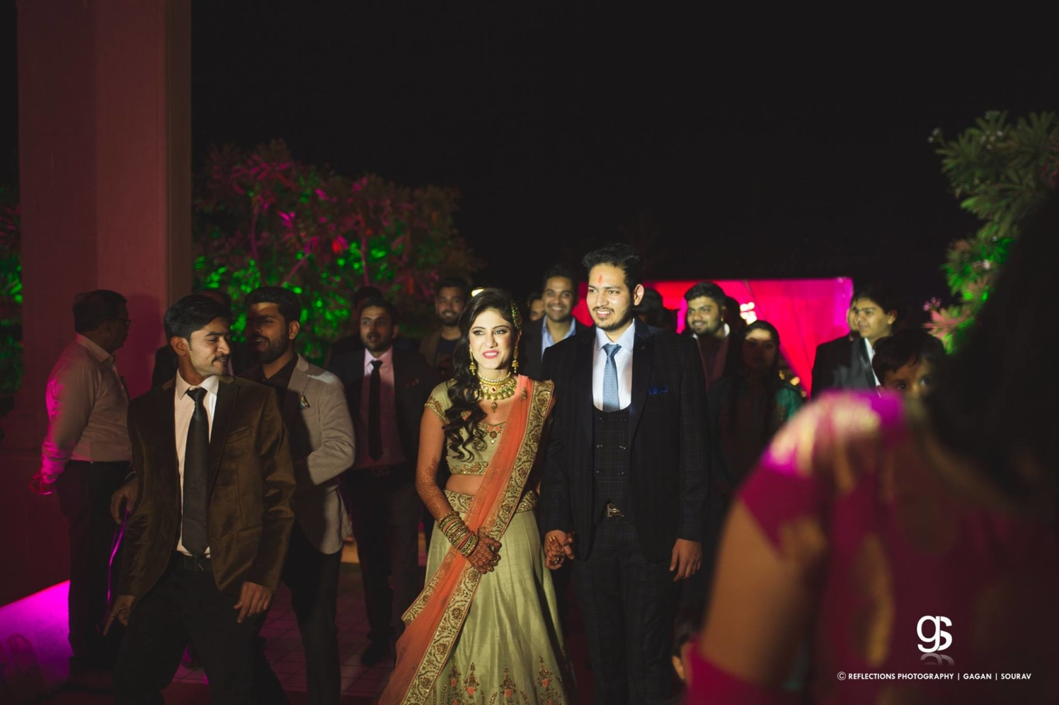 Here comes the duo! by Reflections Photography Wedding-photography | Weddings Photos & Ideas