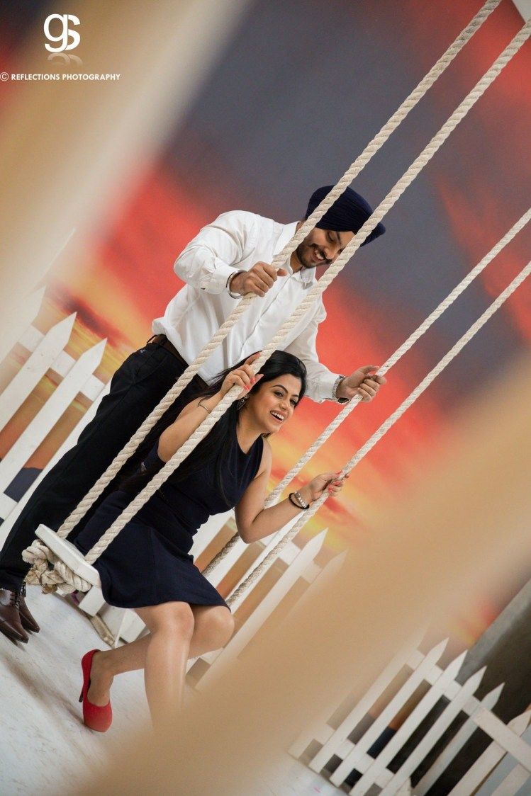The swing of love! by Reflections Photography Wedding-photography | Weddings Photos & Ideas