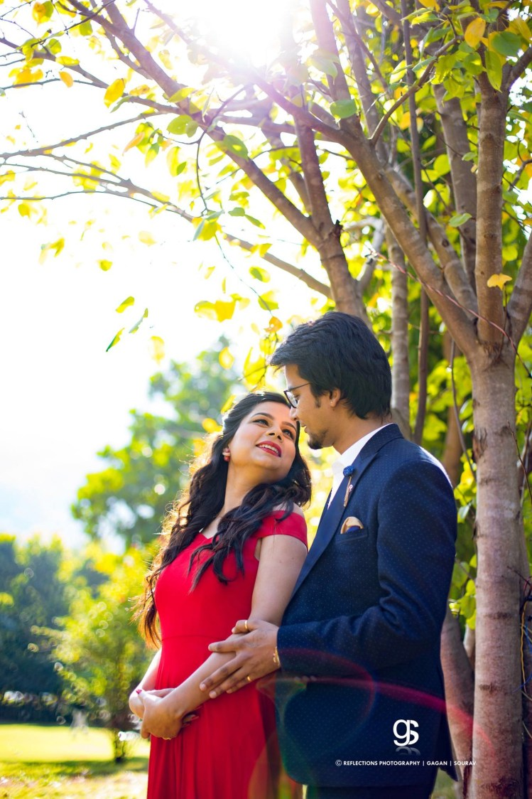 Romance is in the air! by Reflections Photography Wedding-photography | Weddings Photos & Ideas