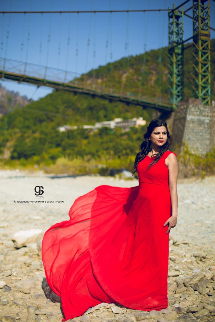 You cannot go wrong with a red dress! by Reflections Photography Wedding-photography | Weddings Photos & Ideas