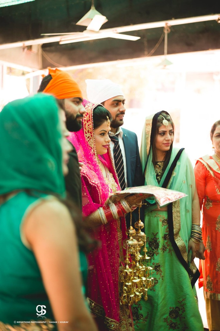 Special Customs in a Punjabi Wedding by Sourav Samanta Wedding-photography | Weddings Photos & Ideas