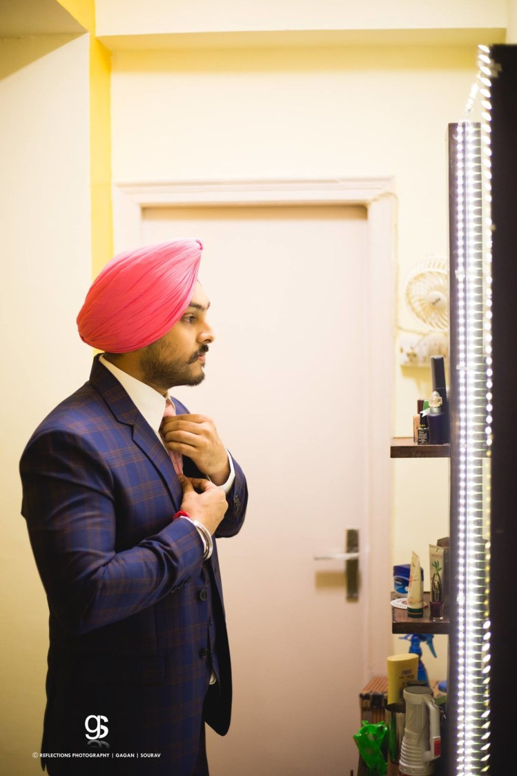 Groom Getting Ready For His Big day by Sourav Samanta Wedding-photography Groom-wear-and-accessories | Weddings Photos & Ideas