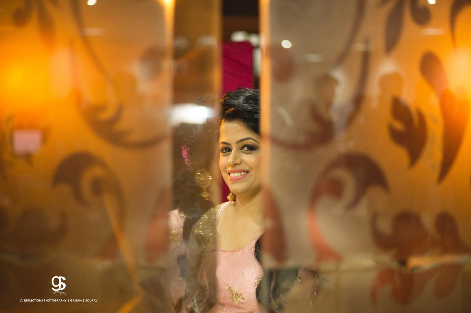Bride caught candid! by Reflections Photography Wedding-photography | Weddings Photos & Ideas