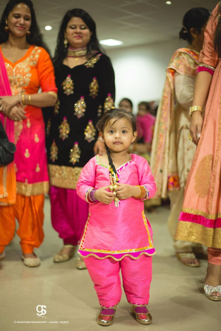 The little sardarni! by Reflections Photography Wedding-photography | Weddings Photos & Ideas