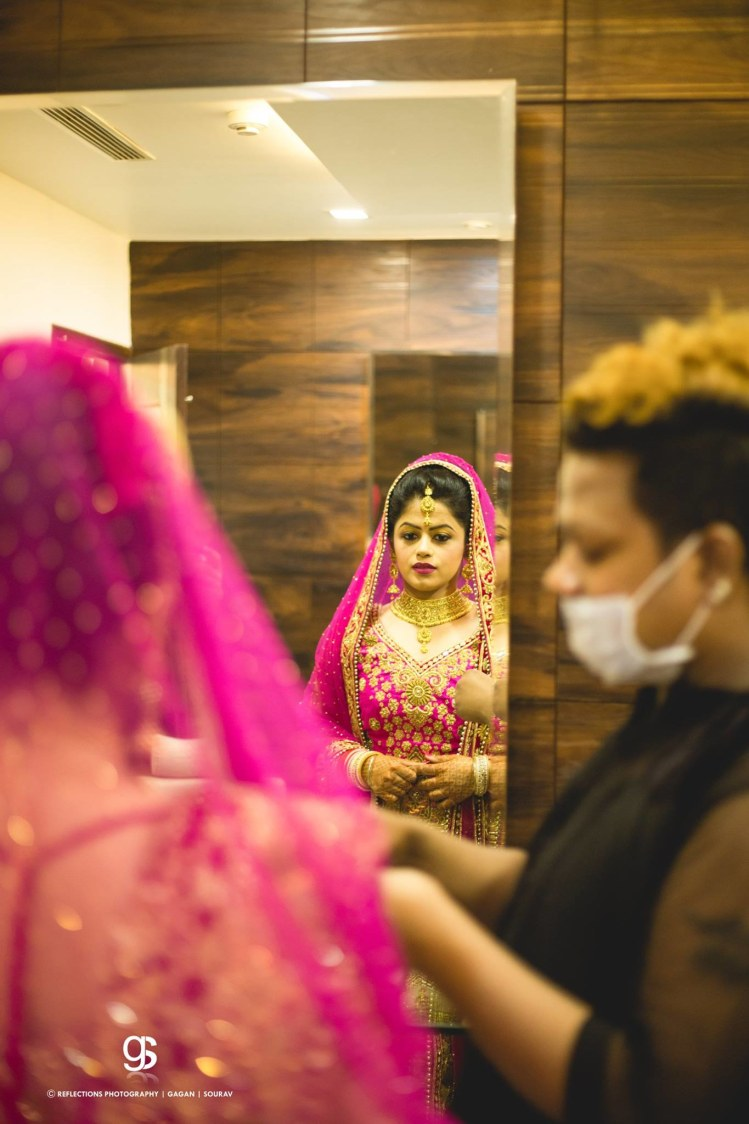 The bride is ready! by Reflections Photography Wedding-photography | Weddings Photos & Ideas