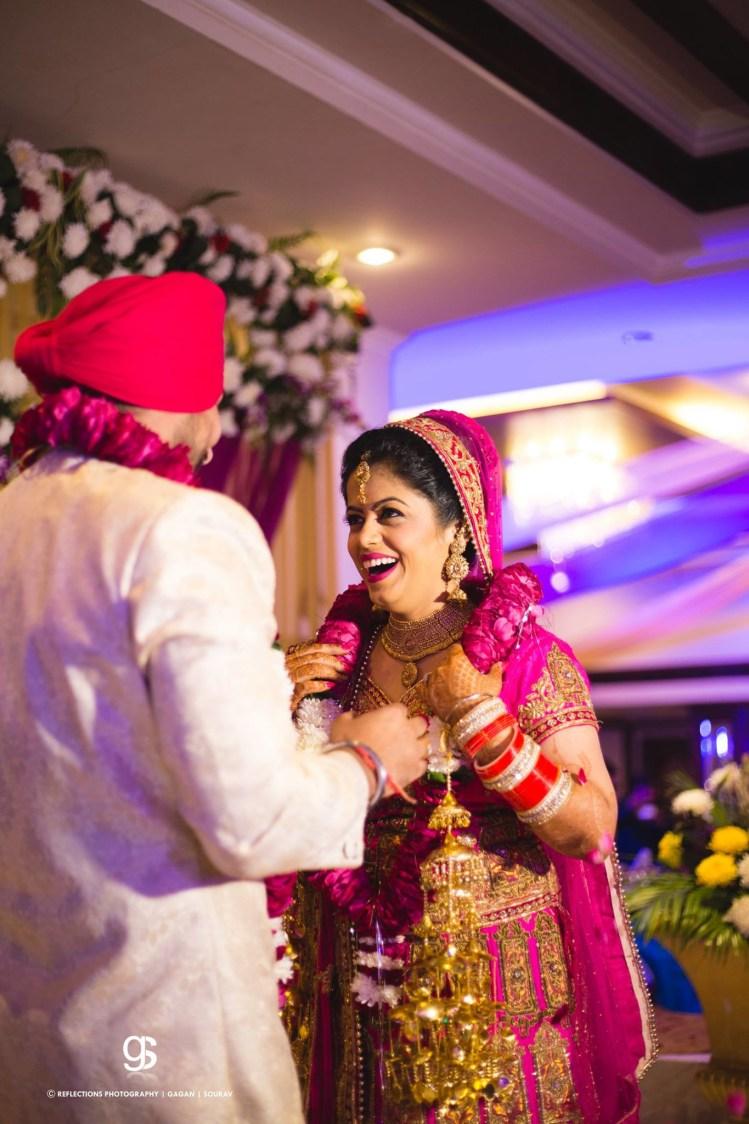 Jai mala! by Reflections Photography Wedding-photography | Weddings Photos & Ideas