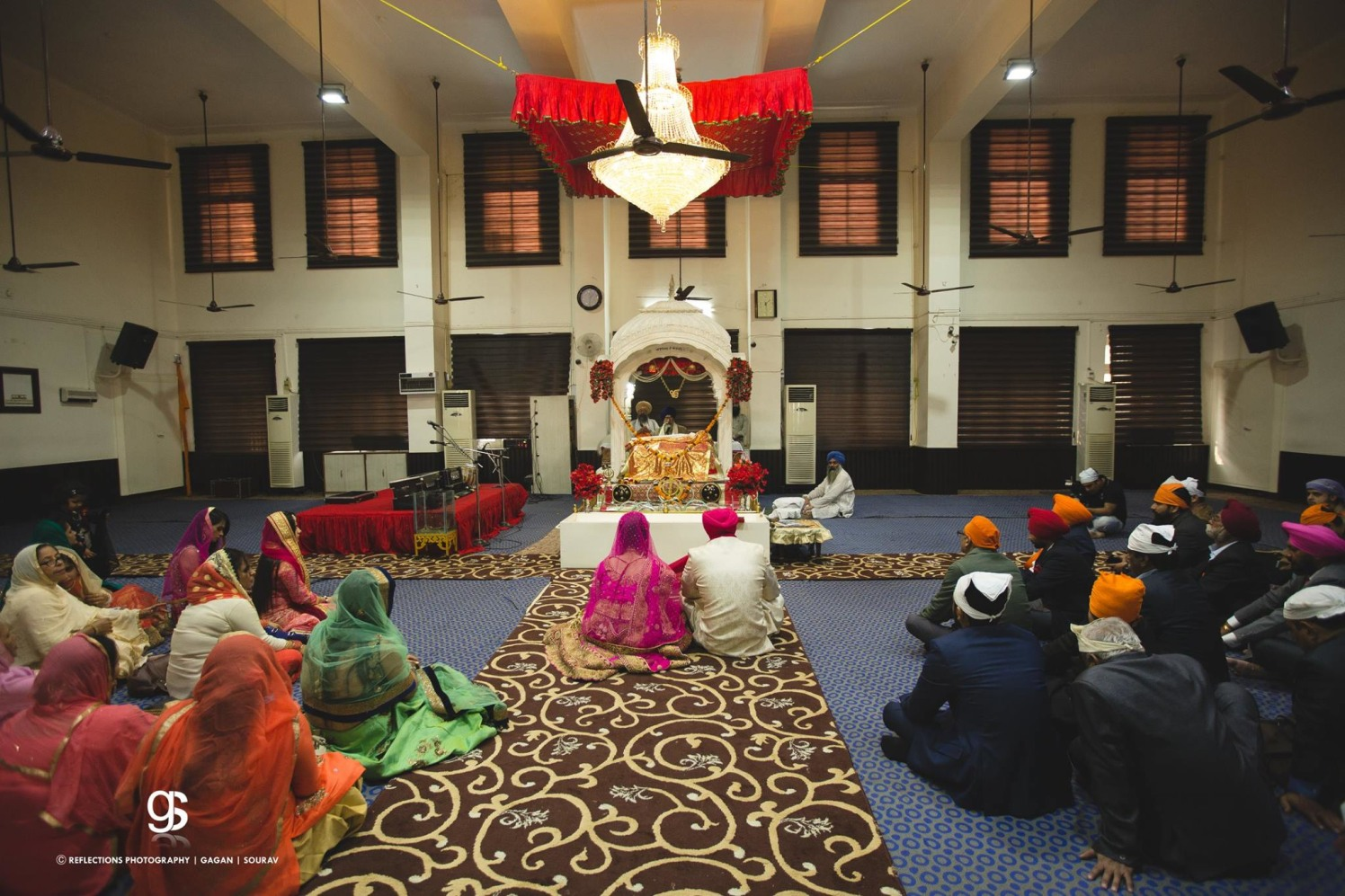 A sikh wedding! by Reflections Photography Wedding-photography | Weddings Photos & Ideas