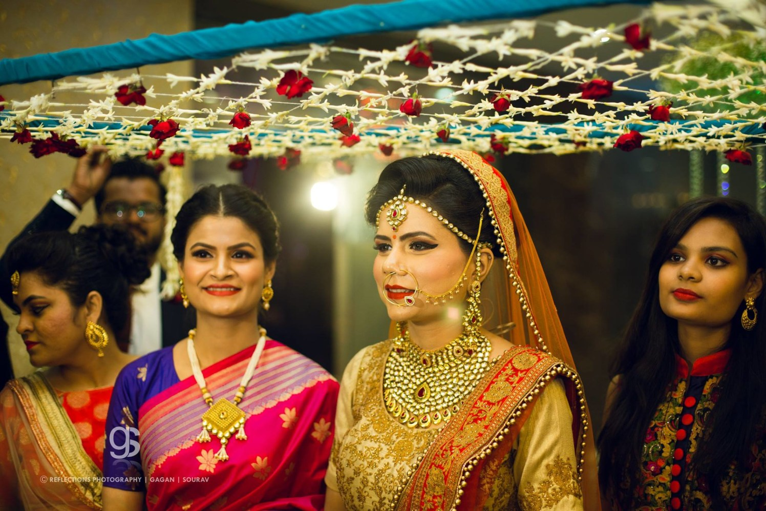 All eyes on the bride! by Reflections Photography Wedding-photography   Weddings Photos & Ideas