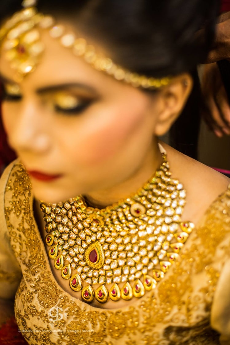 All gold, everything! by Reflections Photography Wedding-photography | Weddings Photos & Ideas