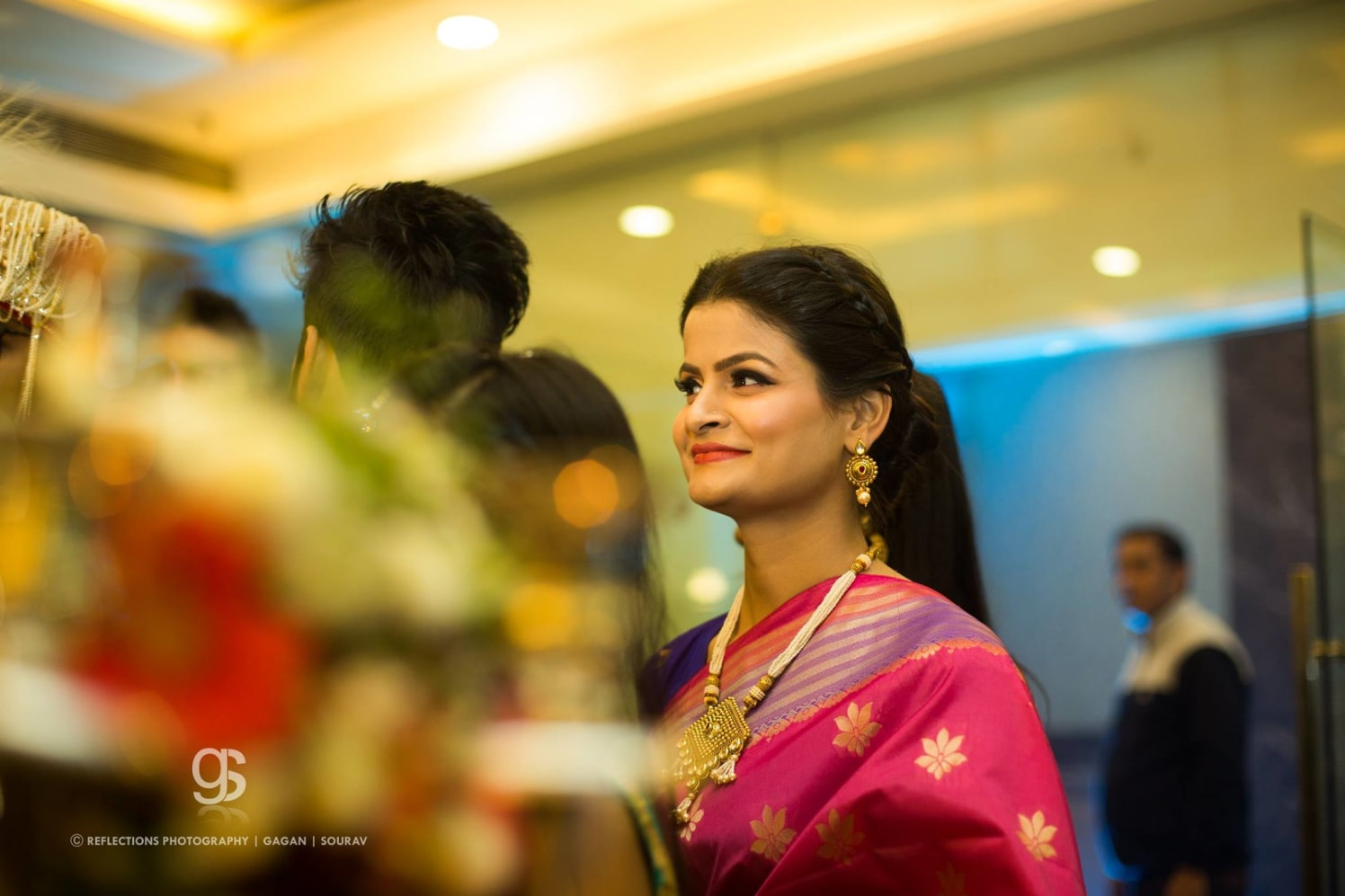 Wedding guests by Reflections Photography Wedding-photography | Weddings Photos & Ideas