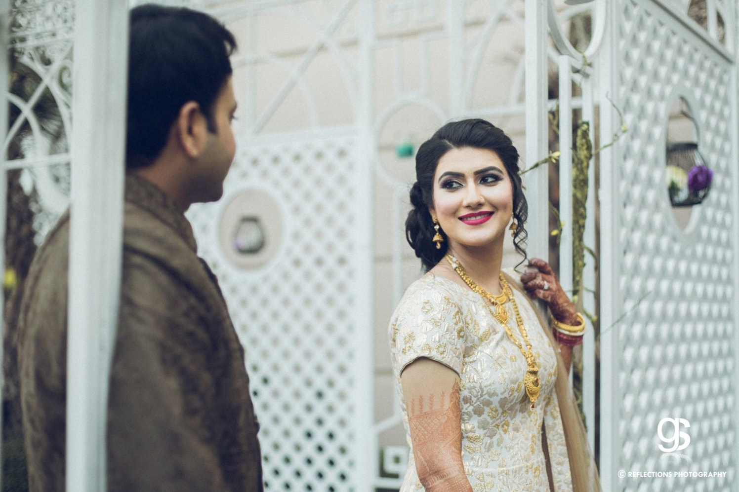 Only if looks could be lethal by Reflections Photography Wedding-photography | Weddings Photos & Ideas