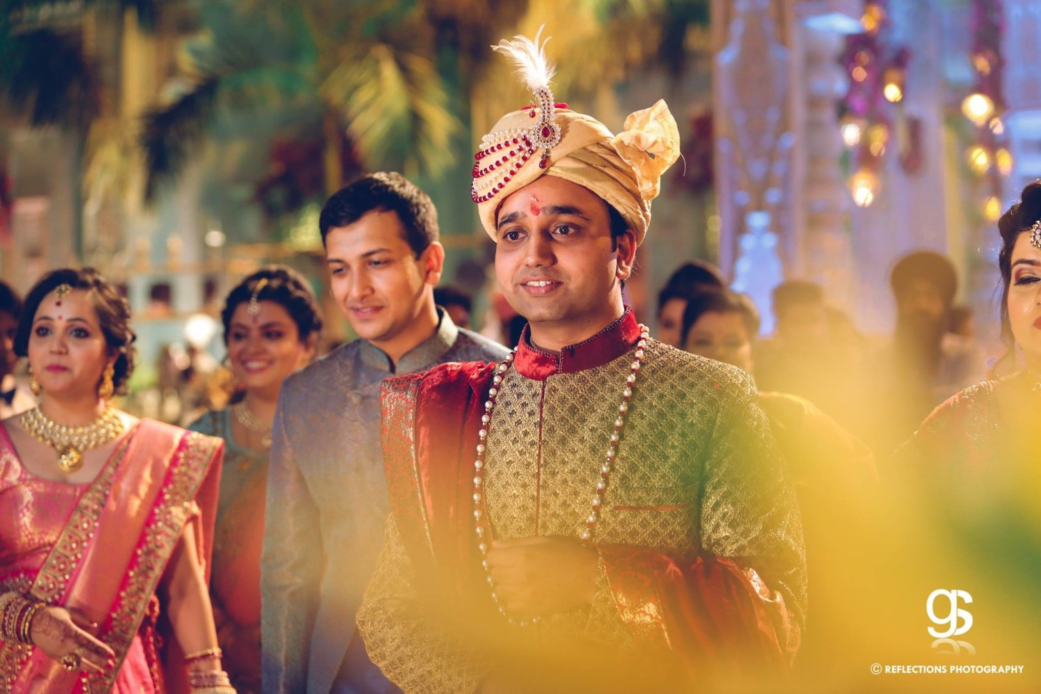 Here come the groom! by Reflections Photography Wedding-photography | Weddings Photos & Ideas