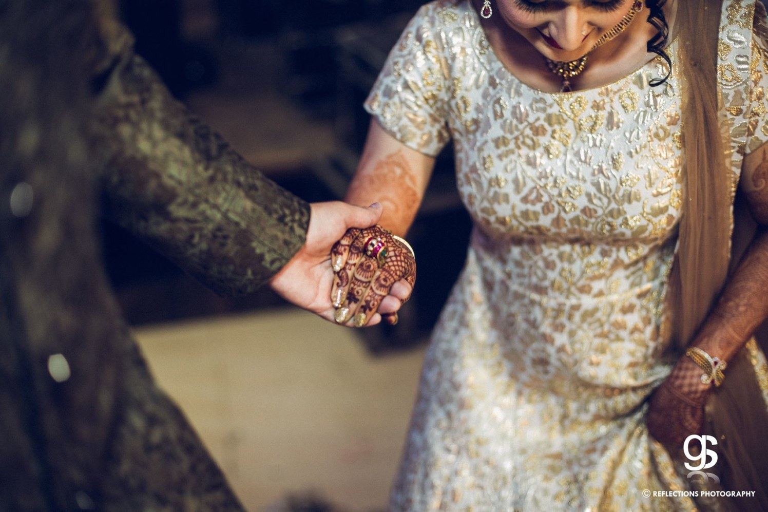 Just hold my hand! by Reflections Photography Wedding-photography | Weddings Photos & Ideas