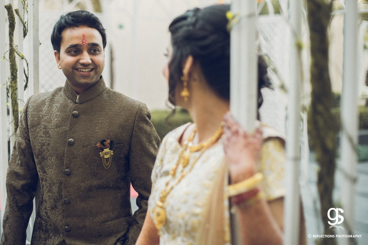 His smile, is what really matters! by Reflections Photography Wedding-photography | Weddings Photos & Ideas