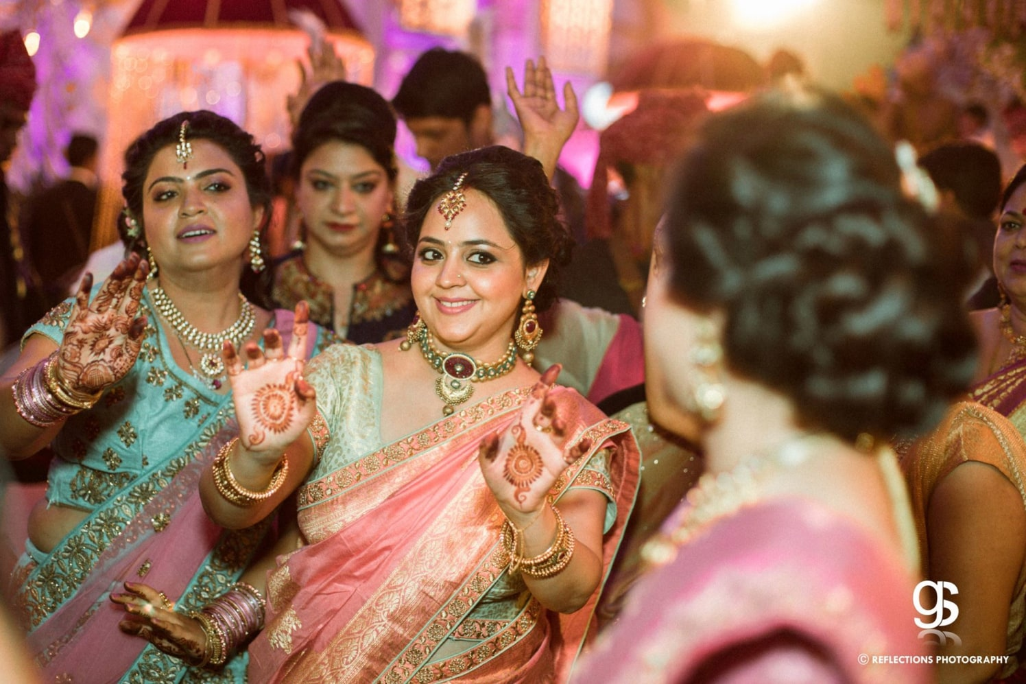 Lets do some bhangra!! by Reflections Photography Wedding-photography | Weddings Photos & Ideas