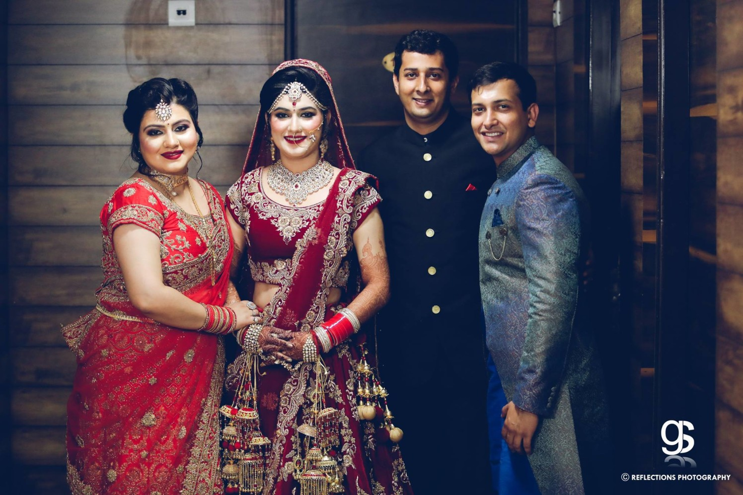 One family picture, with the siblings! by Reflections Photography Wedding-photography | Weddings Photos & Ideas