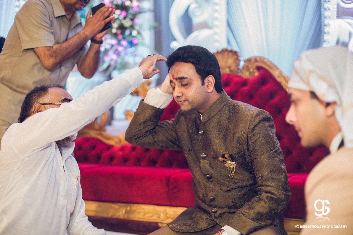 Onset of the wedding functions! by Reflections Photography Wedding-photography | Weddings Photos & Ideas