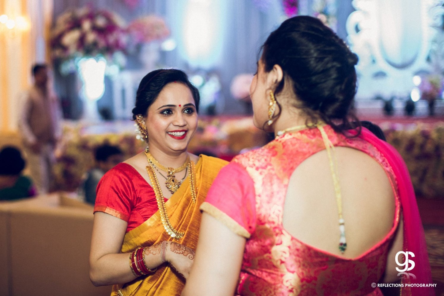 Captivating smiles! by Reflections Photography Wedding-photography | Weddings Photos & Ideas