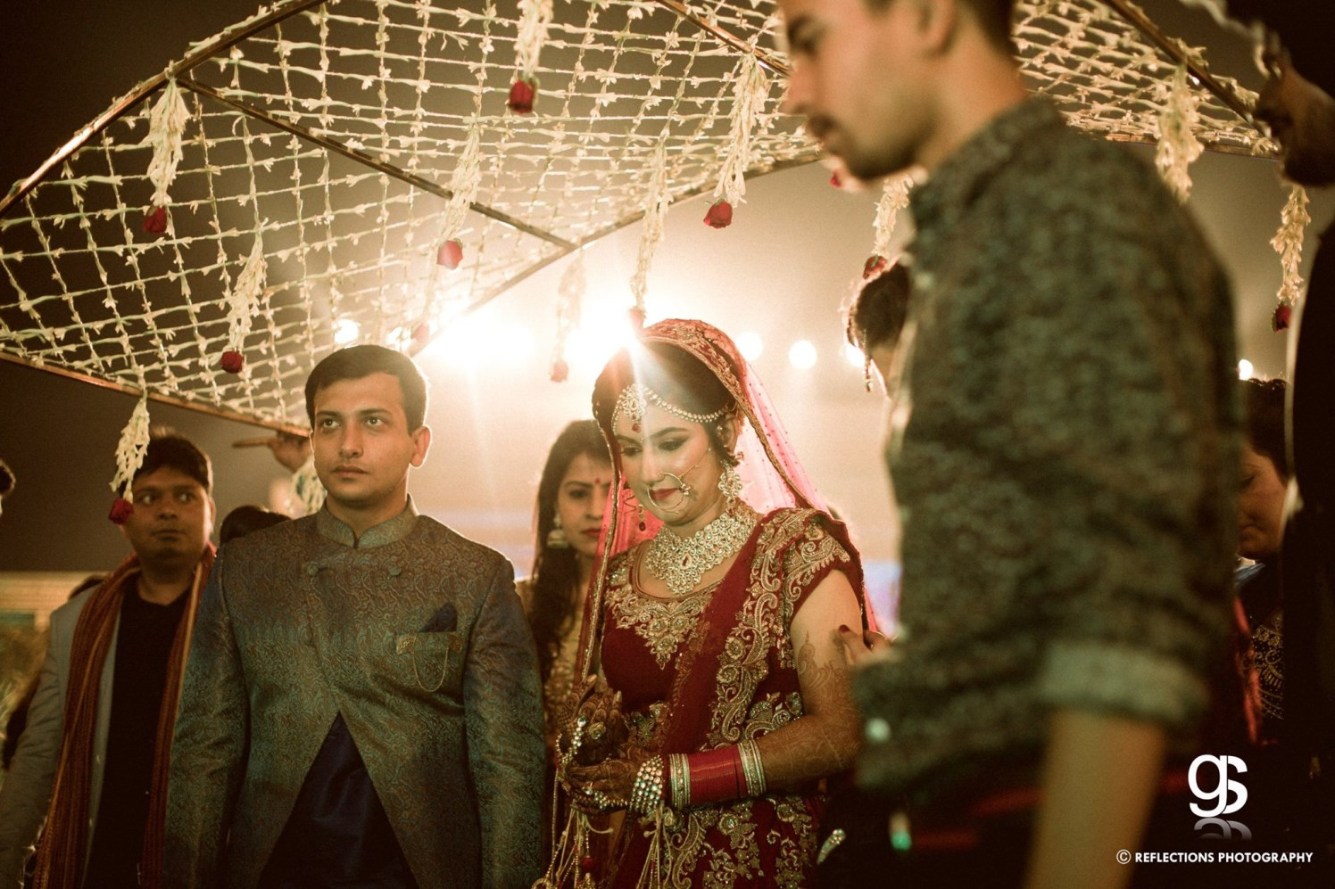 Beaming glow! by Reflections Photography Wedding-photography | Weddings Photos & Ideas
