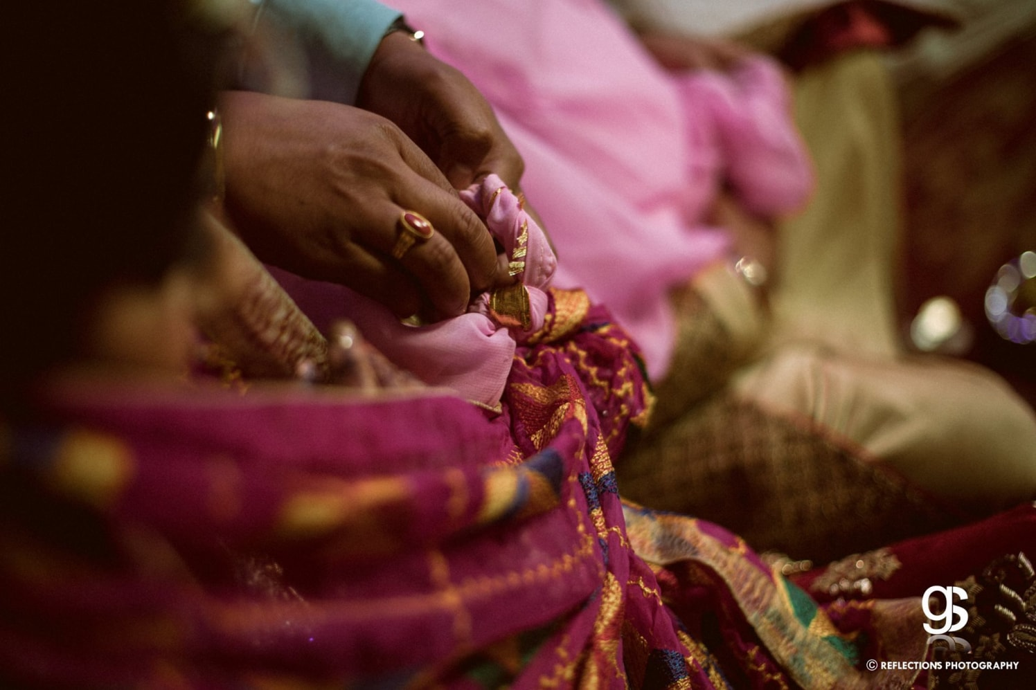 Tied in love! by Reflections Photography Wedding-photography | Weddings Photos & Ideas