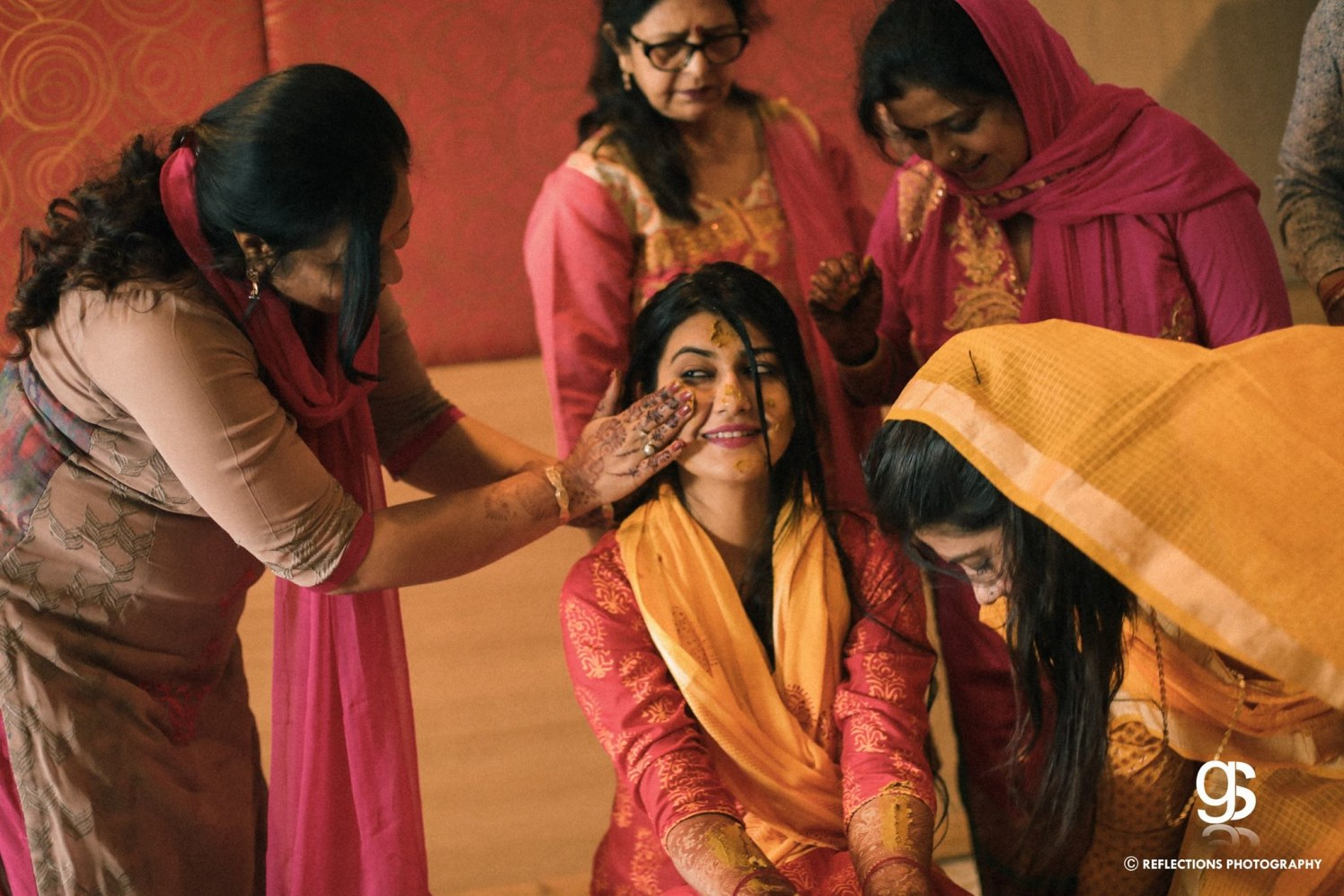 Warm hues of mustard by Reflections Photography Wedding-photography | Weddings Photos & Ideas