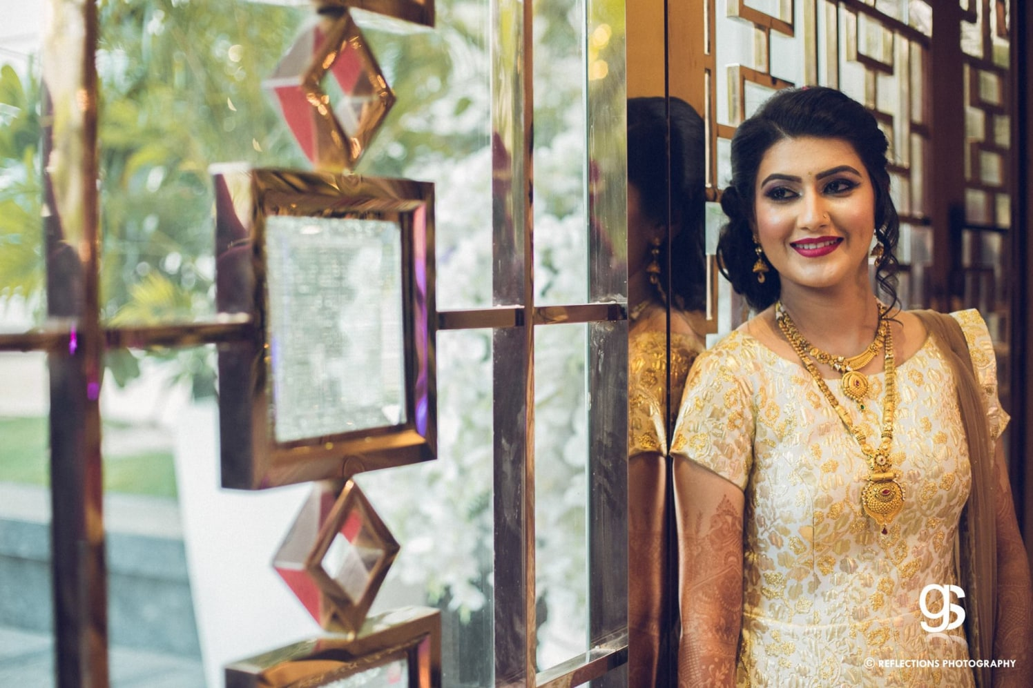 Enthralling smile by Reflections Photography Wedding-photography | Weddings Photos & Ideas