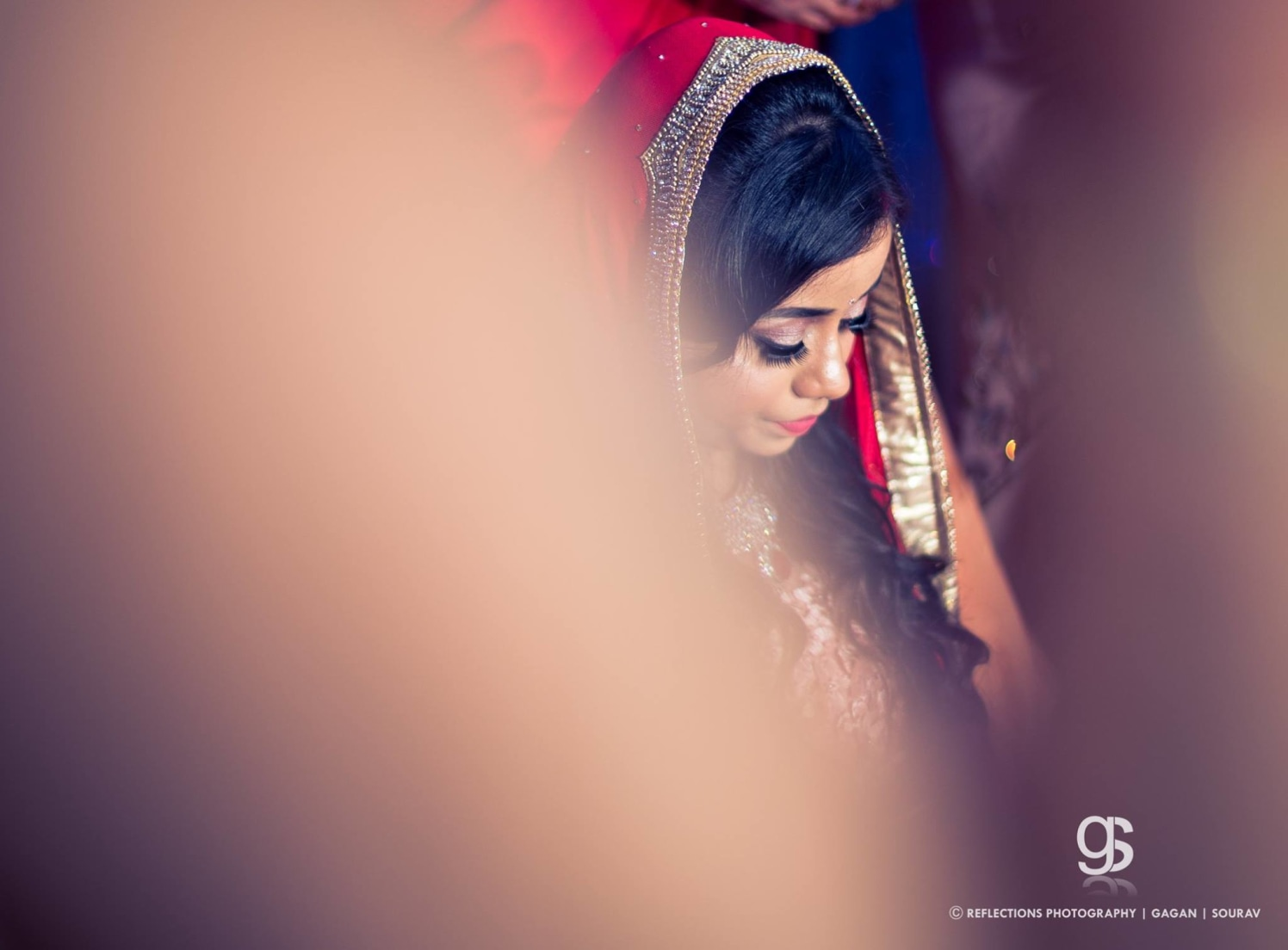 Beauteous charm! by Reflections Photography Wedding-photography | Weddings Photos & Ideas