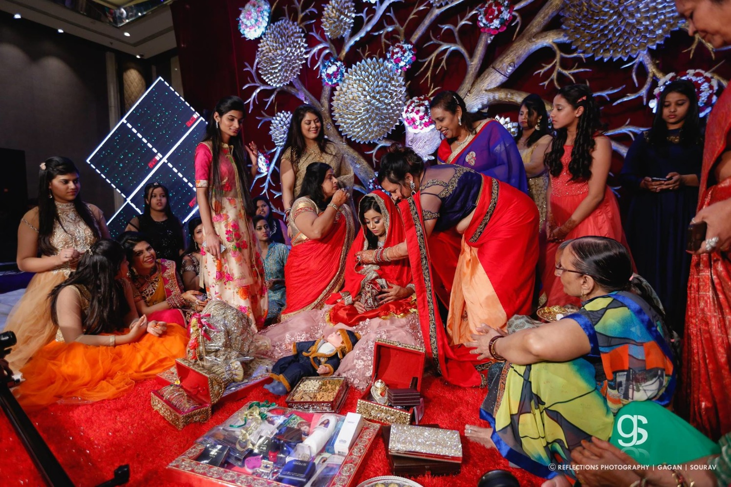 A traditional fervor! by Reflections Photography Wedding-photography | Weddings Photos & Ideas