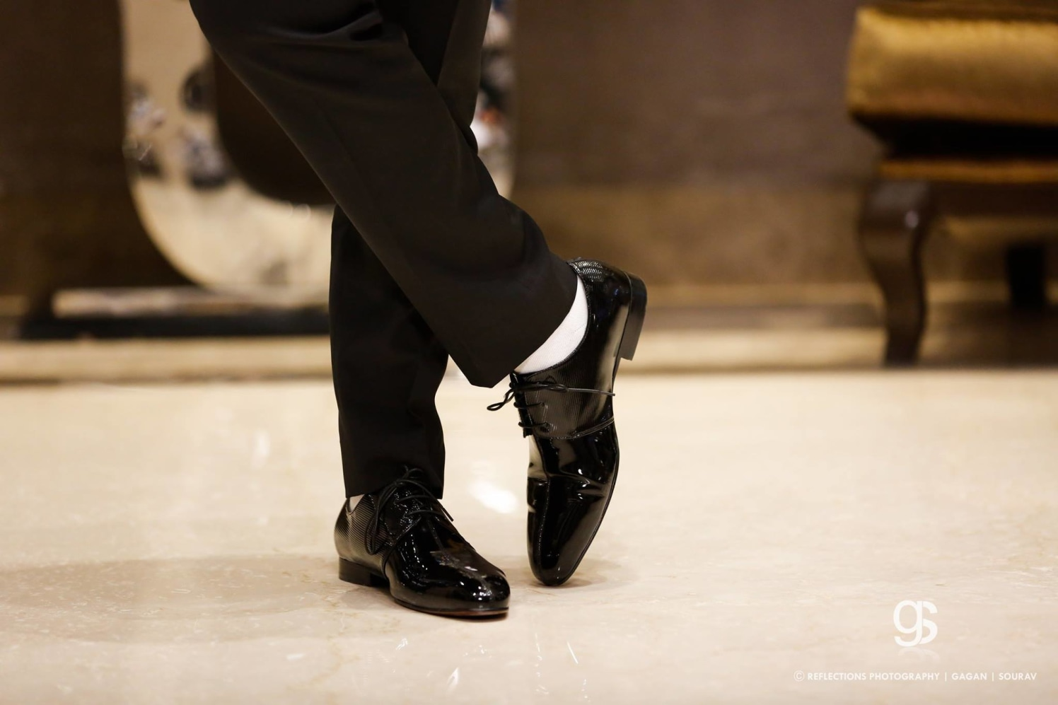 A man is defined by his shoes! by Reflections Photography Wedding-photography | Weddings Photos & Ideas