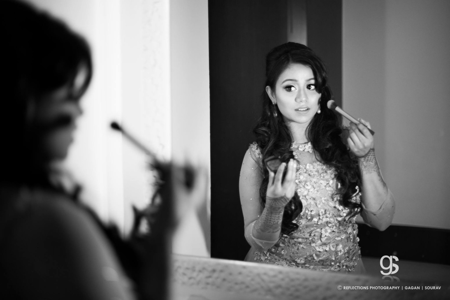 Getting that blush right! by Reflections Photography Wedding-photography | Weddings Photos & Ideas