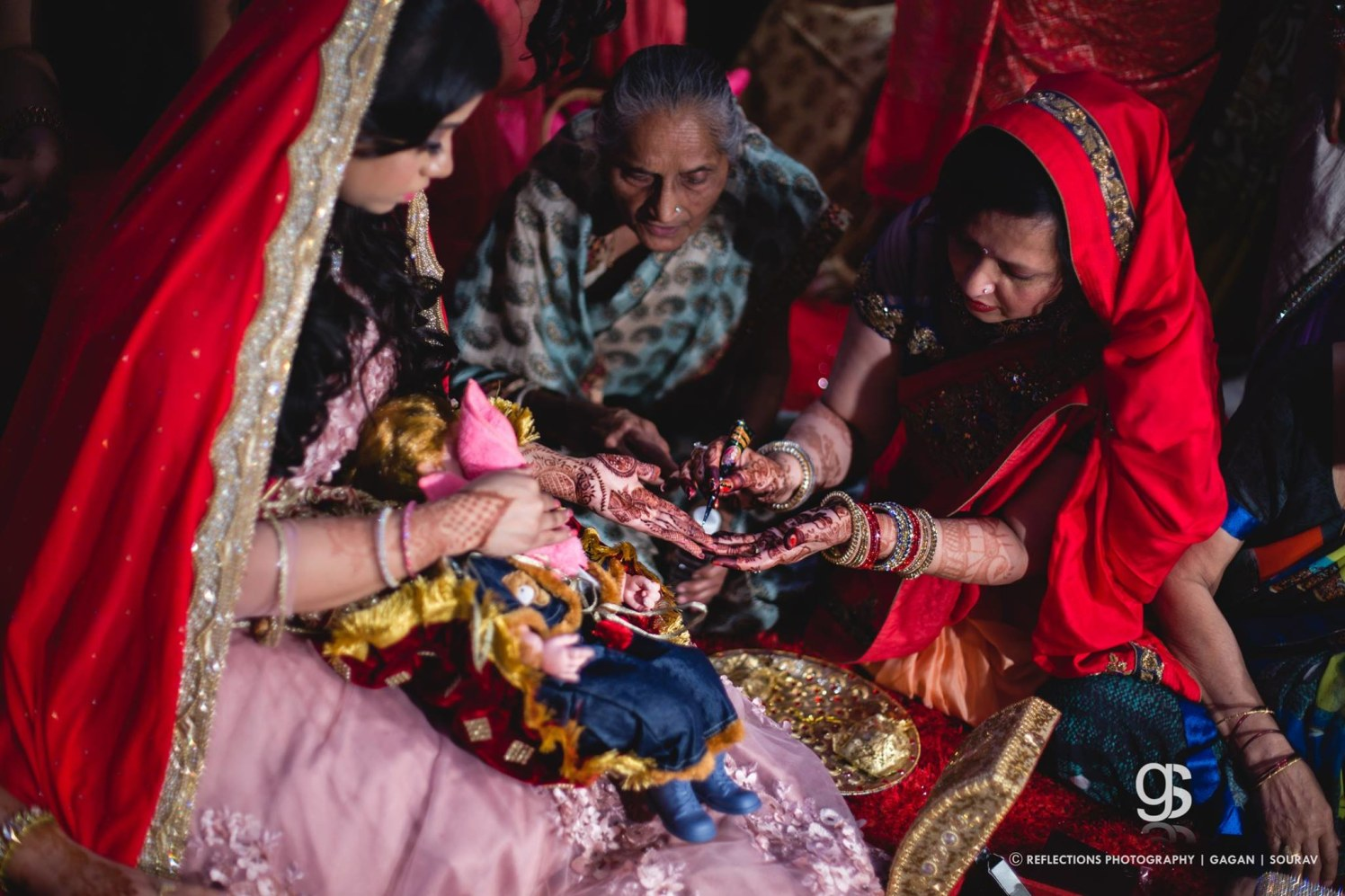 The traditional touch! by Reflections Photography Wedding-photography | Weddings Photos & Ideas