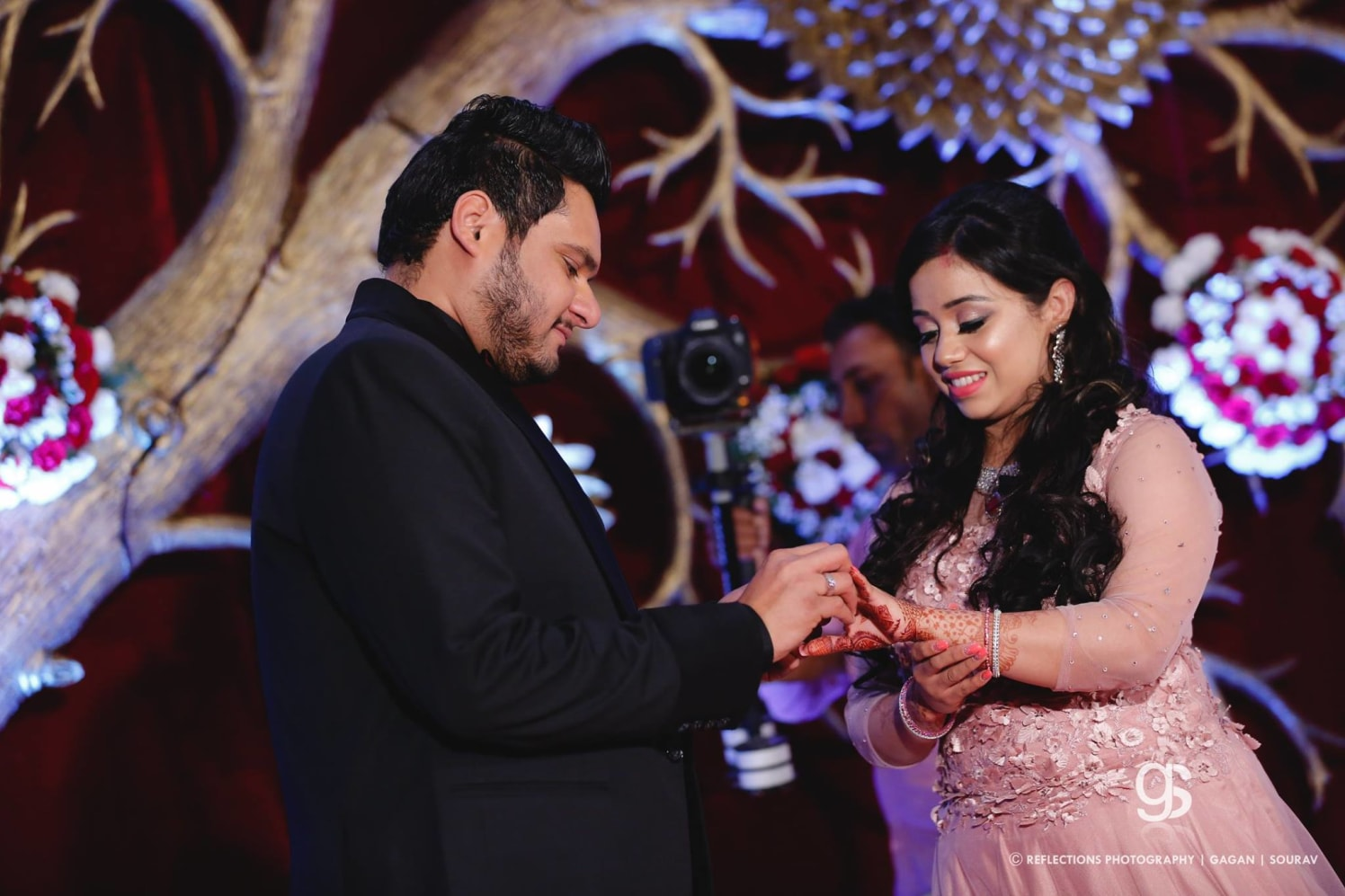 Handcuff of love! by Reflections Photography Wedding-photography | Weddings Photos & Ideas