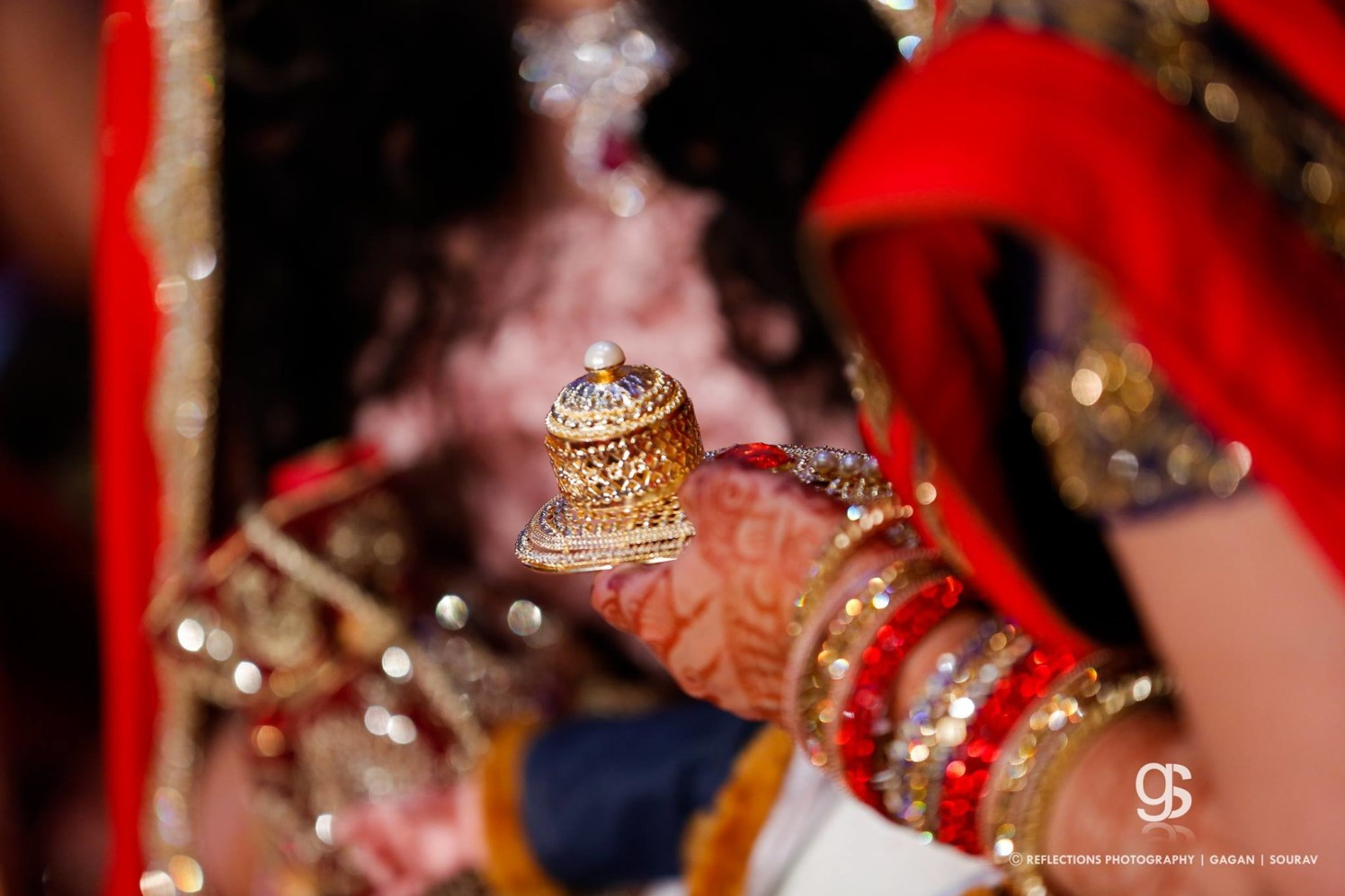 Glittering gifts! by Reflections Photography Wedding-photography | Weddings Photos & Ideas