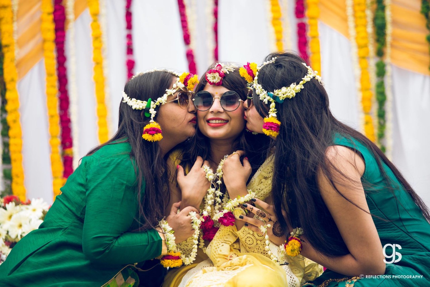 Kiss the bride! by Reflections Photography Wedding-photography | Weddings Photos & Ideas