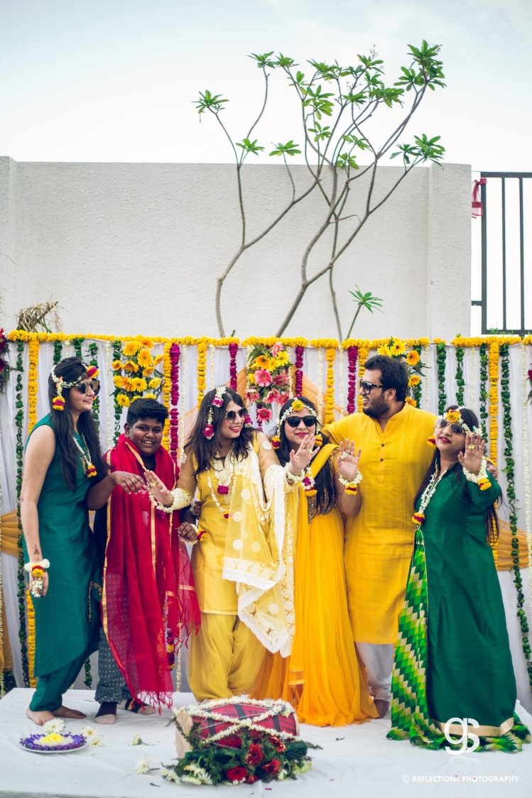 Lets start the sangeet! by Reflections Photography Wedding-photography | Weddings Photos & Ideas