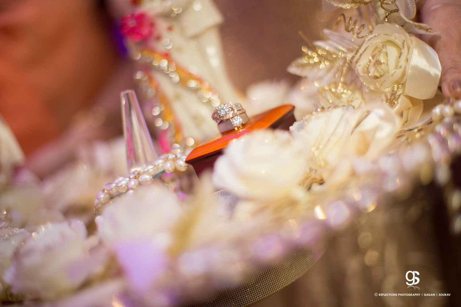 All that glitters is the wedding ring! by Reflections Photography Wedding-photography | Weddings Photos & Ideas